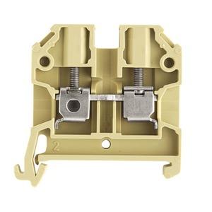 SAK4/35 Screw Terminal 4mm Polyamide