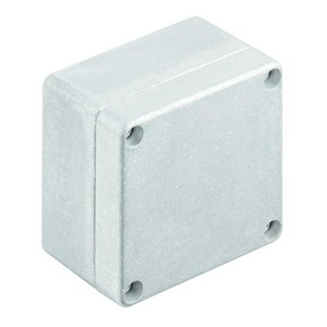 K1 Exe Box 70 x 70 x 40.5mm Aluminium IP66