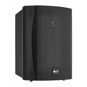 Speaker Outdoor 4.5in IP65 Black (Pair)