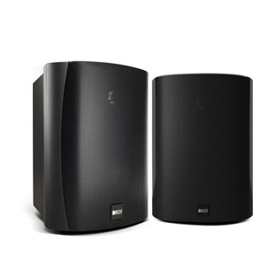 Speaker Outdoor 5.25in IP65 Black (Pair)