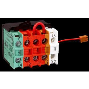 ES21-CH2111 Emergency Stop Contact 2N/C 2N/O