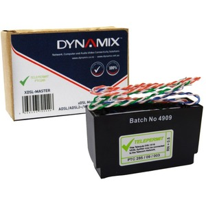 CDY DYNAMIX FILTER XDSL MASTER WIRED IN