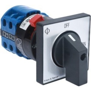 Isolator 20A Off-On 3P IP66