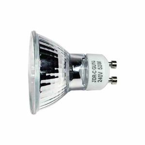 Lamp Halogen 50W GU10 JDR Reflector 50mm Closed