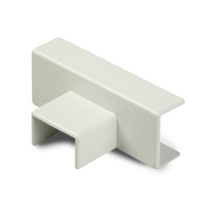 Trunking Side Tee 25 x 16mm White