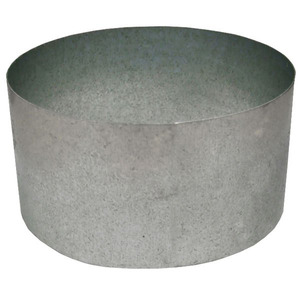 Duct Joiner 120mm Galvanised
