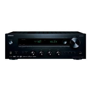 ONKYO NETWORK STEREO RECEIVER HDMI 4IN 1OUT BLACK