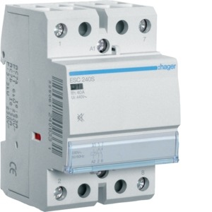 Noise Free Contactor 40A 2P (2NO) Series II