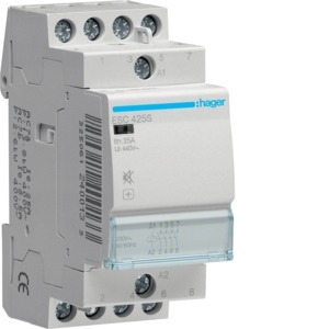 Noise Free Contactor 25A 4P (4NO) Series II