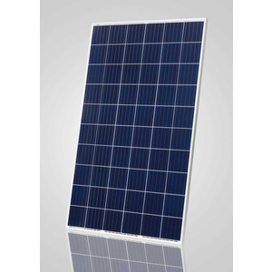 Solar Panel Poly 275W 60-Cell 35mm Silver Frame White Back