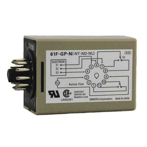 61F-GP-N 240VAC Floatless Level Controller