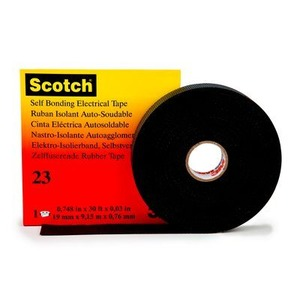 Tape 25mm Self Amalgamating Scotch 23 (9.1m)