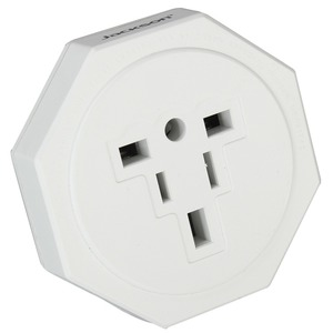 JACKSON TRAVEL ADAPTOR MULTI INTERNATIONAL TO NZ PROTECTED