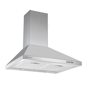 Styleline 600mm LED Canopy Stainless Steel